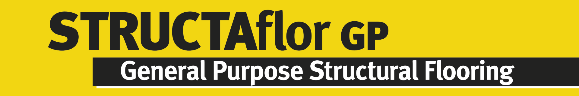 STRUCTAflor GP General Purpose